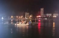 Vụ lật thuyền trên sông Hàn: Tàu gặp nạn không được phép khai thác du lịch