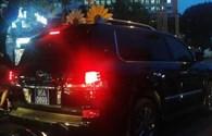Lexus của ông Phó Chủ tịch lớn chuyện rồi
