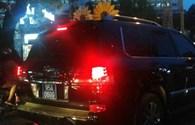 Vụ xe Lexus gắn biển xanh: Ông Trịnh Xuân Thanh xin không tái cử chức danh Phó Chủ tịch