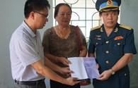 Quỹ Tấm lòng Vàng Lao Động chia sẻ nỗi đau với gia đình Thượng tá Trần Quang Khải