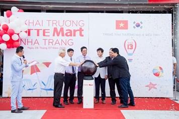 Lotte mart Nha Trang chính thức mở cửa đón khách