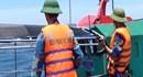 Phát hiện tàu hàng đổ chất thải nghi của Formosa xuống biển Quảng Bình