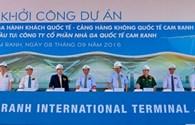 Xây dựng Nhà ga hành khách quốc tế Cam Ranh: Nâng cao chất lượng dịch vụ du lịch