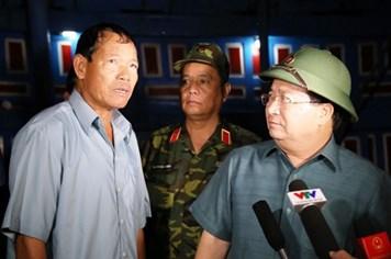 """Phó Thủ tướng Trịnh Đình Dũng: """"Tuyệt đối không để người dân thiếu đói"""""""