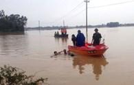 Quảng Bình: Số người chết do mưa lũ tiếp tục tăng