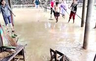 Quảng Bình: Một nửa số học sinh trên địa bàn phải nghỉ học do mưa lũ