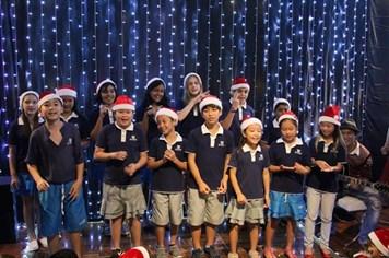 KS Novotel Nha Trang tổ chức lễ thắp sáng cây thông Noel dành cho du khách