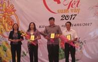 """Kiên Giang: Cùng 300 công nhân đón """"Tết sum vầy"""" năm 2017"""