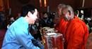 Phó Thủ tướng Vương Đình Huệ họp mặt mừng Tết Chôl Chnăm Thmây của đồng bào Khmer Nam bộ