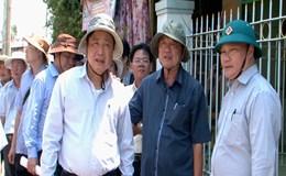 Khảo sát hiện trường sạt lở tại An Giang: Đây là thiên tai nặng nề