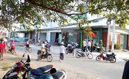 Vụ cướp ngân hàng ở Trà Vinh: Thủ phạm chờ thời điểm tất toán để cướp