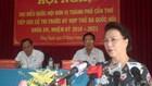 Chủ tịch Quốc hội tiếp xúc cử tri tại Cần Thơ: Hàng loạt bức xúc được giải đáp