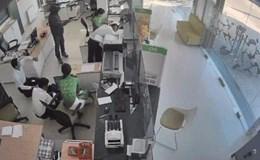 Công an Trà Vinh thông tin chính thức vụ cướp ngân hàng: Sự việc xảy ra trong tích tắc, chỉ khoảng 2 phút