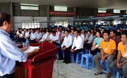LĐLĐ tỉnh Bạc Liêu phát động Tháng Công nhân