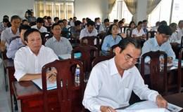 LĐLĐ Bạc Liêu tập huấn công tác chuẩn bị Đại hội CĐ các cấp