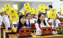 Bầu bổ sung chức danh Phó Chủ tịch Hội đồng nhân dân tỉnh An Giang