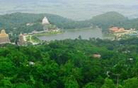 Núi Cấm - Bồng lai nơi hạ giới