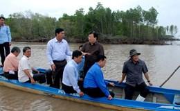 Mỗi năm Đồng bằng sông Cửu Long mất đến 500 ha là quá lớn