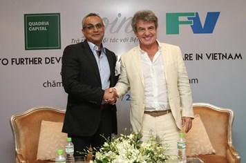 Bệnh viện FV hợp tác với quỹ đầu tư y tế Quadria Capital