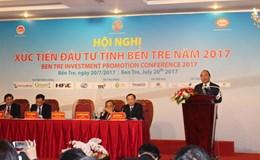 Thủ tướng Nguyễn Xuân Phúc: Bến Tre hãy làm nên một đồng khởi kinh tế thời bình