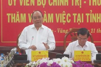Thủ tướng: Giải quyết rốt ráo các vấn đề tồn tại của cảng Cái Mép – Thị Vải