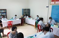 Phòng khám Vigor Health chăm sóc sức khỏe cho người có công dịp 27.7