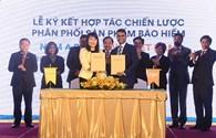 Nam A Bank kí kết hợp tác phân phối sản phẩm bảo hiểm FWD