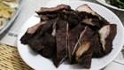 Thơm lừng thịt trâu gác bếp Sơn La
