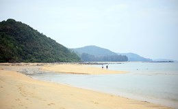 Đảo Cái Chiên yên bình và lãng mạn giữa biển xanh
