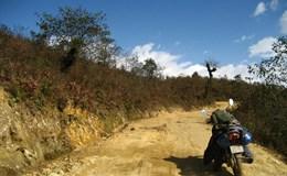 Rong ruổi xe máy trên cung đường phượt