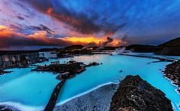 Khám phá nơi có hồ nước xanh lam đẹp nhất thế giới