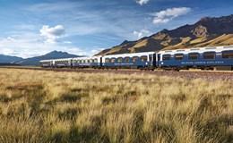 Những chuyến tàu du lịch sang chảnh nhất thế giới