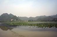 Hồ Tam Chúc – bức tranh thủy mặc hữu tình
