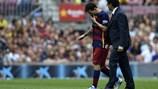 Lionel Messi chấn thương đầu gối, nghỉ 8 tuần!