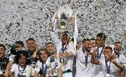 Real Madrid lần thứ 11 lên ngôi vô địch UEFA Champions League