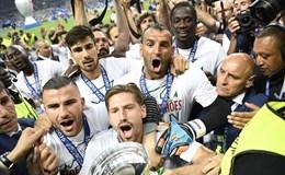 Nhìn lại EURO 2016 qua những con số
