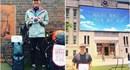 Chuyện lạ có thật: Chàng trai Hàn Quốc đạp xe xuyên lục địa 10.000 dặm để xem Liverpool