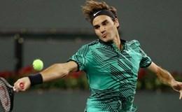 """Indian Wells: Federer cùng Wawrinka làm nên chung kết """"nội chiến"""" Thụy Sĩ"""