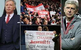 Không đuổi được ông chủ Kroenke, CĐV Arsenal tính góp tiền mua lại CLB