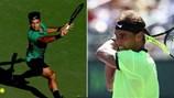 Bán kết Miami Open: Nadal thắng dễ, Federer bị vắt kiệt sức