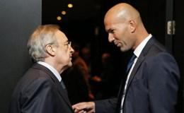"""Nếu thua Barca ở derby Madrid, Zidane vẫn có thể phải """"bán xới"""""""