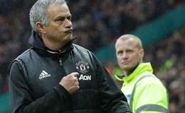 Sau cùng, tình yêu mà Mourinho chọn là Manchester United