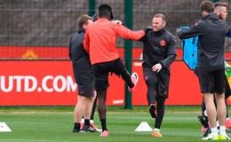 Rooney trở lại, sẵn sàng ra sân trận tứ kết lượt về Europa League