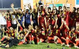 Hạ U19 Gwangju, U19 Việt Nam lên ngôi vô địch