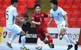 Thua 1-3 trước Nhật Bản, U20 futsal Việt Nam chia tay giải Châu Á