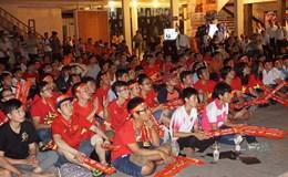 """CĐV TPHCM """"tiếp lửa đường xa"""" cho U20 Việt Nam"""