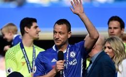 John Terry dạt dào cảm xúc ngày chia tay Stamford Bridge