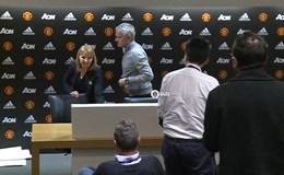 Hài hước: Buổi phỏng vấn đặc biệt nhất sự nghiệp của Mourinho