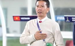 """HLV Hoàng Anh Tuấn: """"Dù thắng hay thua, U20 Việt Nam vẫn phải đứng hiên ngang"""""""