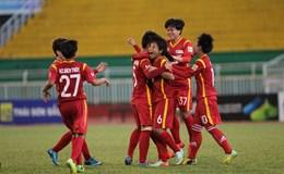 Hạ Phong Phú Hà Nam, TPHCM I dẫn đầu bảng giải bóng đá nữ VĐQG